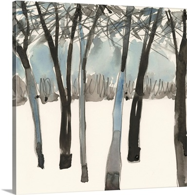 Winter Treeline II