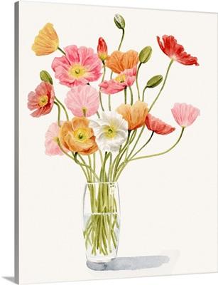 Wiry Poppies I