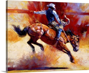 Rodeo Wall Art Canvas Prints Rodeo Panoramic Photos Posters Photography Wall Art Framed Prints Amp More Great Big Canvas