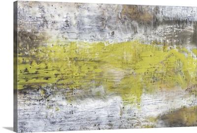 Yellow and Grey Serenity II