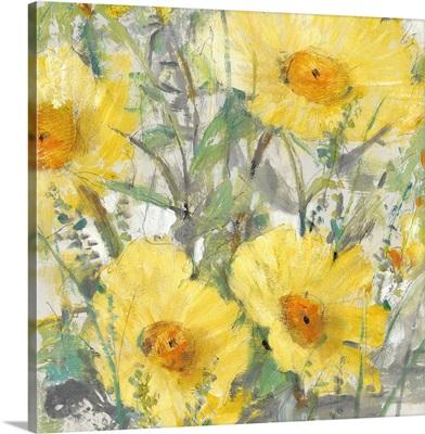 Yellow Bunch I