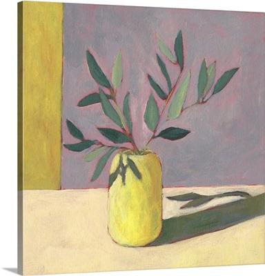 Yellow Vase II