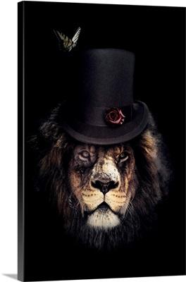 Classy Lion