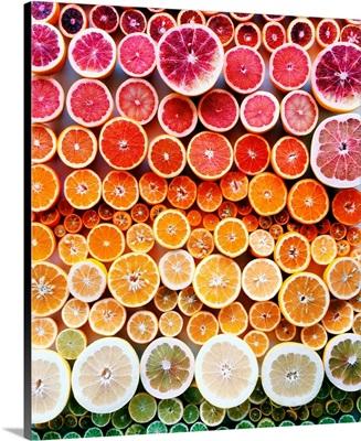 Citrus Gradient V.4