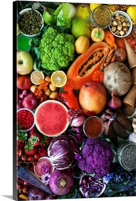 Full Spectrum Food Gradient