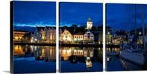 Waterfront Reflection II