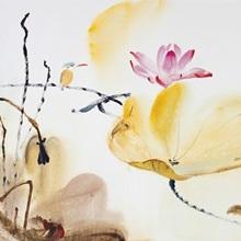 Autumn Lotus