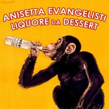 Anisetta Evangelisti, Vintage Poster, by Carlo Biscaretti