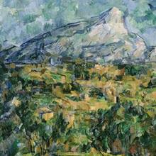 Mont Sainte Victoire, 1904 05