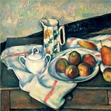 Still Life of Peaches and Pears, 1888 90