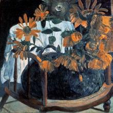 Sunflowers, 1901