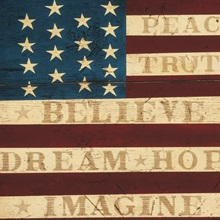 Inspirational Flag