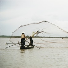 Mekong Delta, South Vietnam