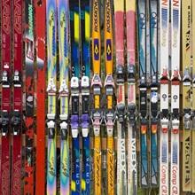 Washington, Glacier, Ski Fence, at the Glacier Ski Shop