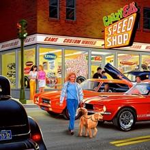 Crazy Ed's Speed Shop