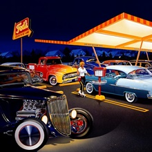 Ted's Drive-In