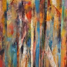 Elephant - Abstract Art