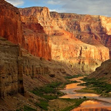 Colorado River, Marble Canyon, Grand Canyon National Park, Arizona