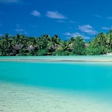 Aitutaki Atoll Cook Islands New Zealand