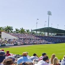 Boston Red Sox spring training stadium, City of Palms Park, Fort Myers, Florida