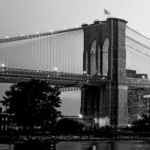 New York, Brooklyn Bridge