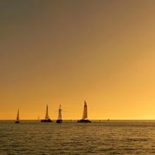Sailboat Key West FL