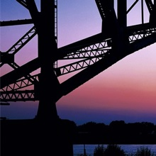 South Grand Island Bridge NY