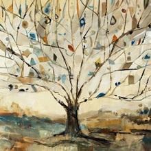 Merkaba Tree