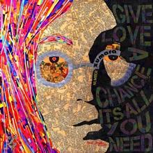 John Lennon Face Neal