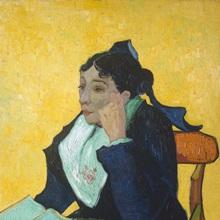 L'Arlesienne: Madame Joseph-Michel Ginoux (Marie Julien, 1848-1911)