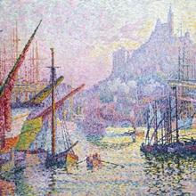 Notre-Dame-de-la-Garde (La Bonne-Mere), Marseilles