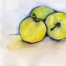 Apples Wall Art Canvas Prints Framed Prints Wall Peels Great Big Canvas
