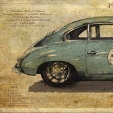 No.118 Porsche 356