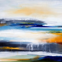 Sunset At The Lake I Wall Art Canvas Prints Framed Prints Wall Peels Great Big Canvas